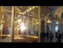 Золотой зал с часами