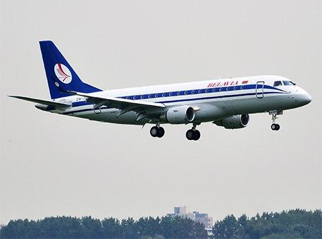 «Белавиа» начала выполнение авиарейсов по маршруту «Ростов — Минск»