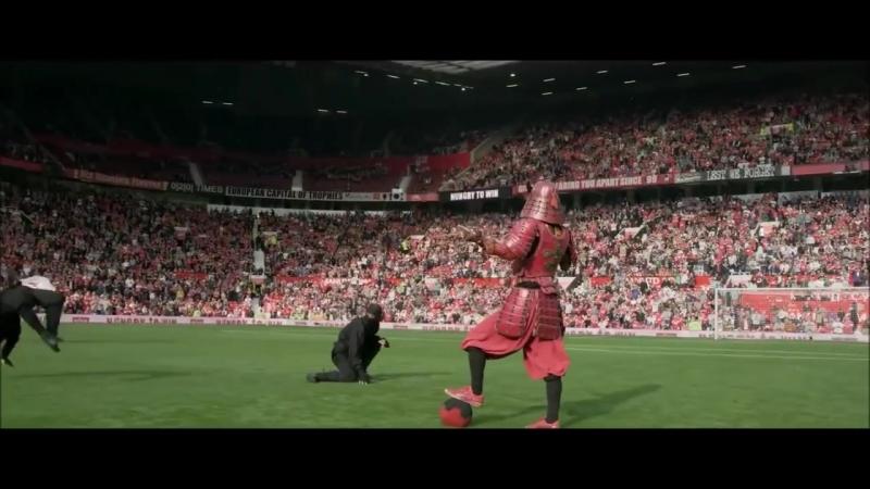 Football Samurai (Современный самурай)
