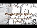 002 Progressive basic Поступательное основное движение