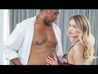 Blacked / Natalia Starr / Dream Hook Up / Interracial Reverse Cowgirl
