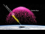 NASA Terrestrial Gamma-ray Flashes Create Antimatter