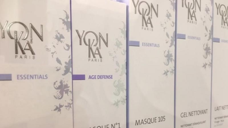 Поступление Yon-Ka