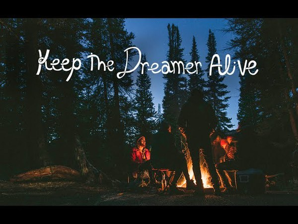 Keep the Dreamer Alive | Gregory Packs Anthem