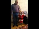 Мой старший внучек. Готовимся встречать Деда Мороза со Снегурочкой. 2018 год.