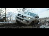 Toyota Fortuner: мнение Сергея Анашкевича