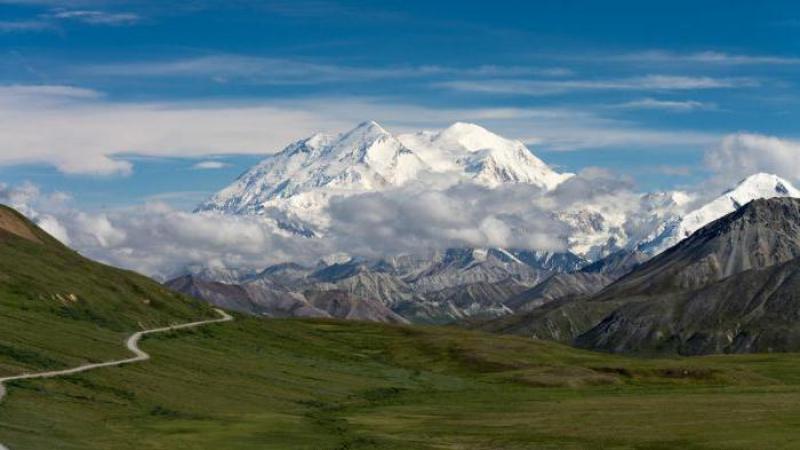 Национальный парк Денали на Аляске. США.