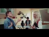 Мэшап-кавер на песни Justin Timberlake VS Britney Spears в исполнении Sam Tsui и Madilyn Bailey