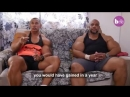 Brothers Tony 'Hulk' Geraldo and Alvaro 'Conan' Pereira have both injected dangerous chemicals to make them look HUGE 💪
