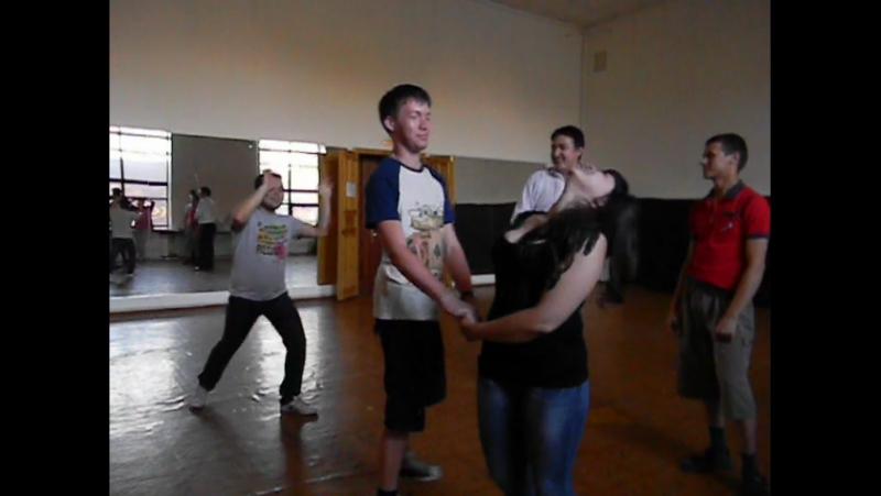 Репетиция на конкурс Татар-кызы от ТАН молодёжка Дворец молодёжи