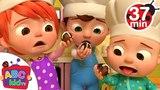 Hot Cross Buns + More Nursery Rhymes &amp Kids Songs - ABCkidTV