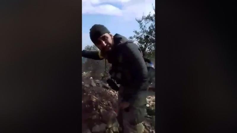 TSK destekli ÖSO birlikleri Afrinin Cindeyrs bölgesindeki Marcedes tepesini terör örgütü PKKdan ele geçirdi.