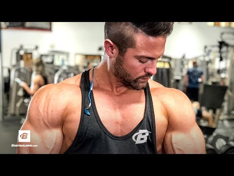 High-Volume Chest Pump Workout w/ QA | Flex Friday with Trainer Mike