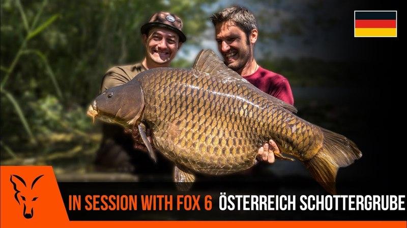 ***Karpfenangeln TV*** In Session with Fox 6 - Österreich Schottergrube