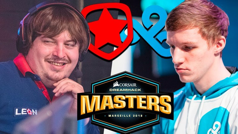 X GOD Sends Cloud9 Home! - DreamHack Masters Marseille - BEST MOMENTS Day 4 | CSGO