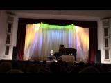 Мария Чугунова. Клод Дебюсси. Прелюдия Pour le piano, a-moll