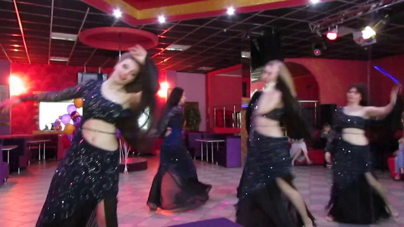 Group show-bellydance/шоу/Студия восточного танца IMPULS,рук.Бухинник Татьяна