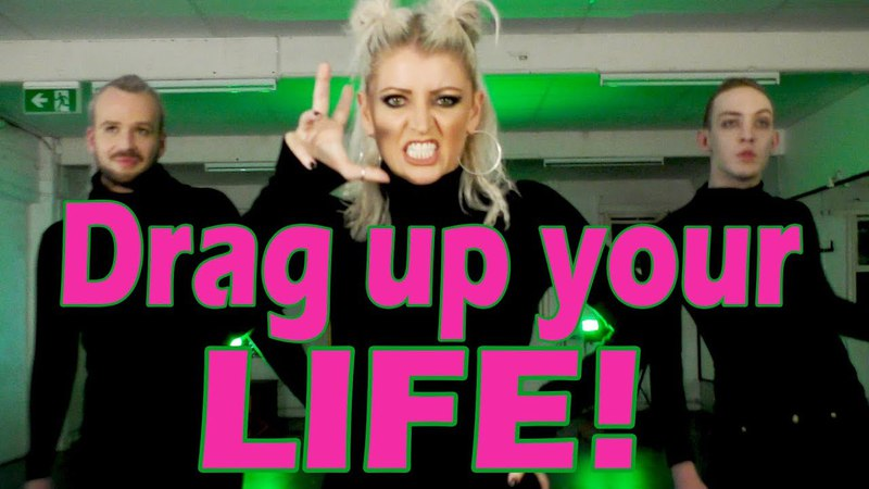 Drag Up Your Life - Rupaul ft. Bebe Zahara Benet | Jasmine Meakin (Mega Jam)