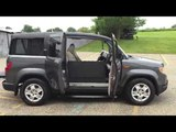 2011 Honda Element Automatic Passenger Side Wheelchair Accessible Ramp Low Miles Super Cool!