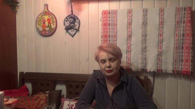 Ольга Сергеевна Соина читает стихи А. Пушкина и В. Брюсова о Клеопатре