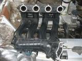 ваз 2114 16 клапанный двигатель 1,6 , как снять-одеть впускной коллектор