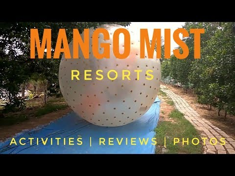 Mango Mist Resort   Bangalore   Facitilies