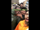 Robb Banks Griffith Did Nothing Wrong (video shoot with fans)
