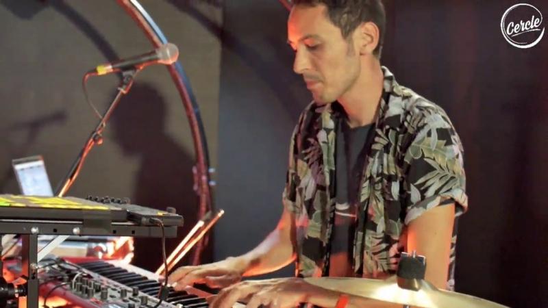 LESKA live @ Audi City Paris for Cercle [DJ Live Set HD 720] (DH)