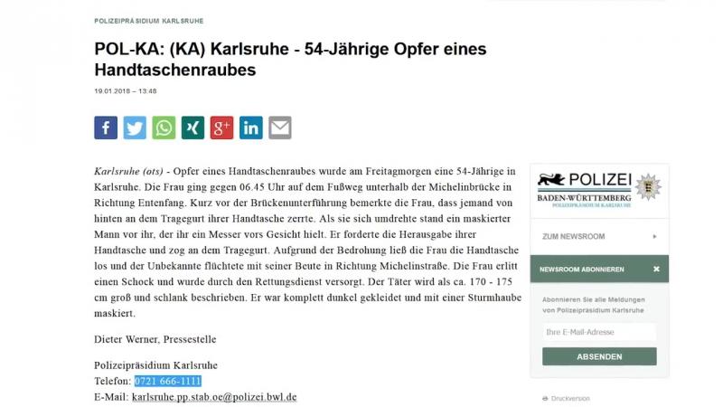 Neun Städte- 33 Stunden Deutschland- Messer-Attacken in Bonn- Heidelberg- Essen…