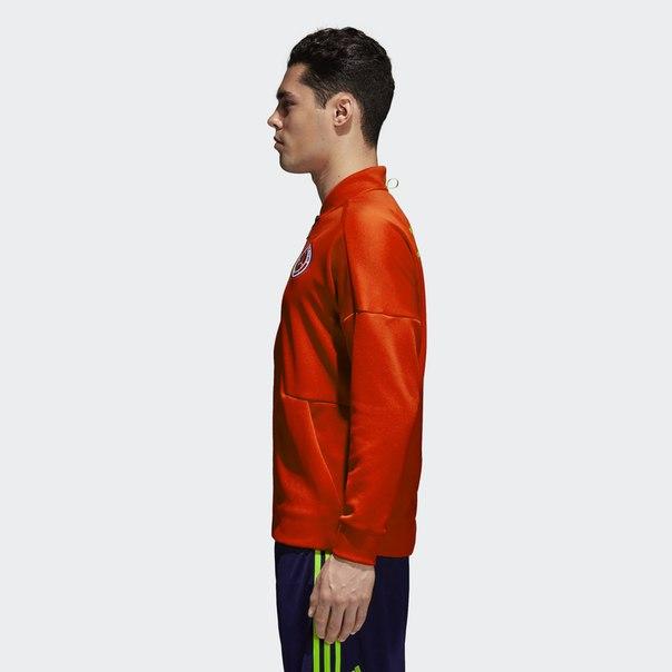 Куртка сборной Колумбии adidas Z.N.E.