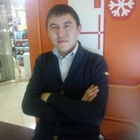Анкета Аман Уруспаев
