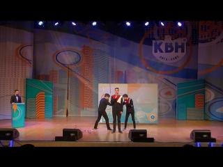 КВН Лига Кама - фестиваль - 07.03.18 - Давайте знакомиться - Ингеборга Дапкунайте