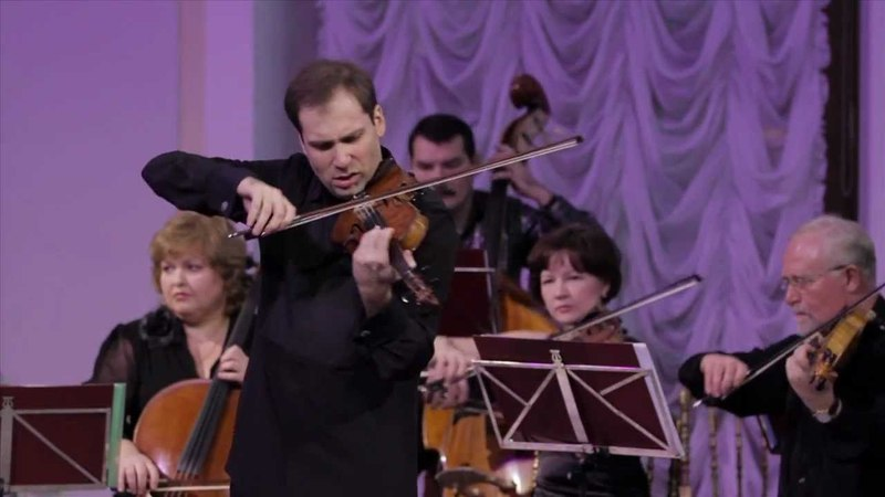 Dmitri Kogan, Volga Philharmonic. Piazzolla, Verano/ Дмитрий Коган