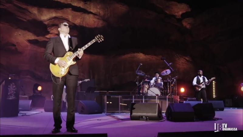Joe Bonamassa - Sloe Gin - Muddy Wolf at Red Rocks