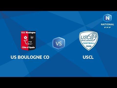 Vendredi 06042018 à 19h45 - US Boulogne CO - US Créteil L. - J29