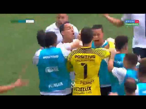 Gol Rodriguinho Palmeiras 0x1 Corinthians