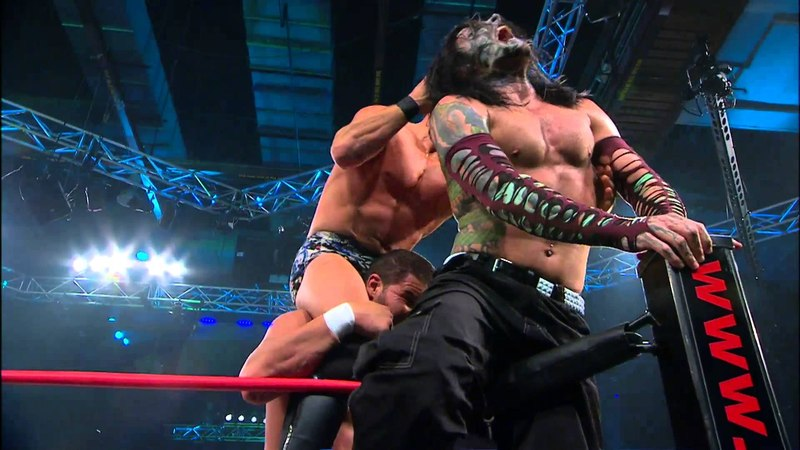 Genesis 2013: Jeff Hardy vs. Austin Aries vs. Bobby Roode (World Title Match)