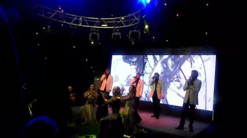Хорус-Квартет в Летопарке, 14.9.17. Песня Звездочёта