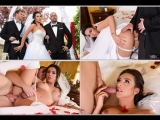 #PRon Chanel Santini &amp Connor Maguire  Here Cums the Bride