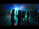 Школьная дискотека в спор-зале МБОУ СОШ №15