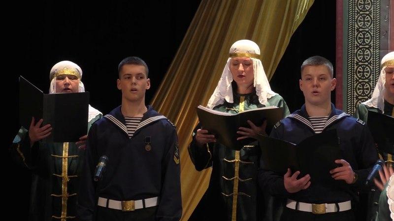 Сретение XI Открытый городской фестиваль духовной музыки.