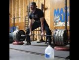 Кайлер Вулам, тяга 410 кг