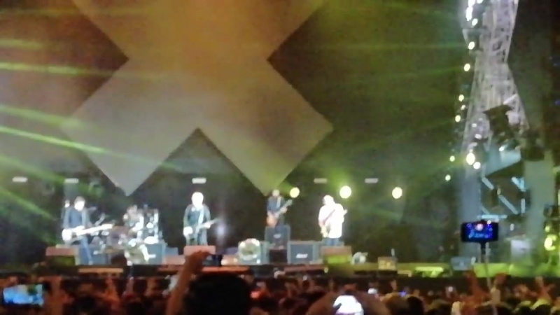 The Offspring kid aren (Lima Peru Vivo X el Rock 10 ) 19-05-2018