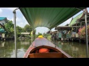Bangkok Thonburi Khlongs canals tour