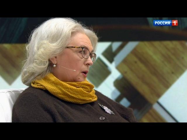 Судьба человека с Борисом Корчевниковым. Бывшая жена Джигарханяна: Виталина заметалась, как пойманн