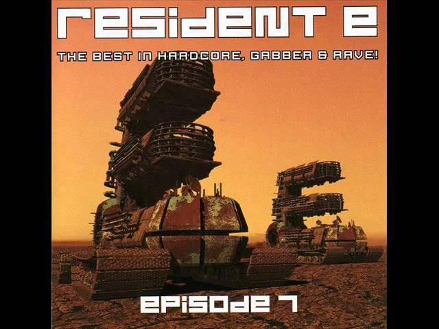 B747 - My Dark Brain (Hardcore Gabber Rave Techno Trance Darkcore Oldschool Acid Hardstyle 2002)