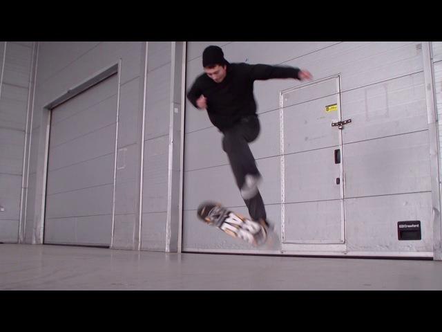 Nollie 360 double flip,fakie 540 pressure flip!(Igor Shtogryn)