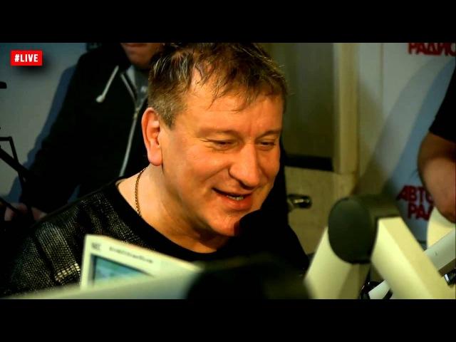 Сергей Пенкин – Дождь Осенний (LIVE Авторадио)