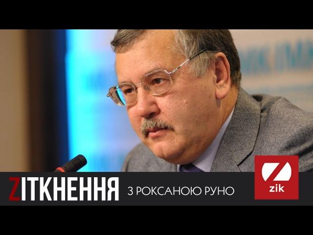 Анатолій Гриценко, екс-міністр оборони про війну на сході України та політичні в...