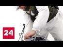 Военные ЦВО осваивают сирийский опыт ведения боя на полигонах - Россия 24